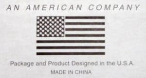 USA Made Crib