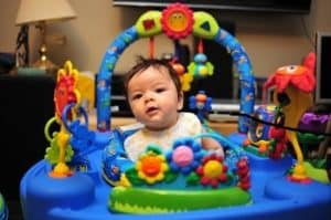 best exersaucer