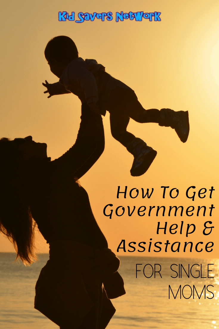 How To Get Government Help & Assistance As A Single Mom
