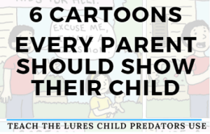 cartoons to keep kids safe