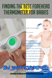 Best Forehead Thermometer 3