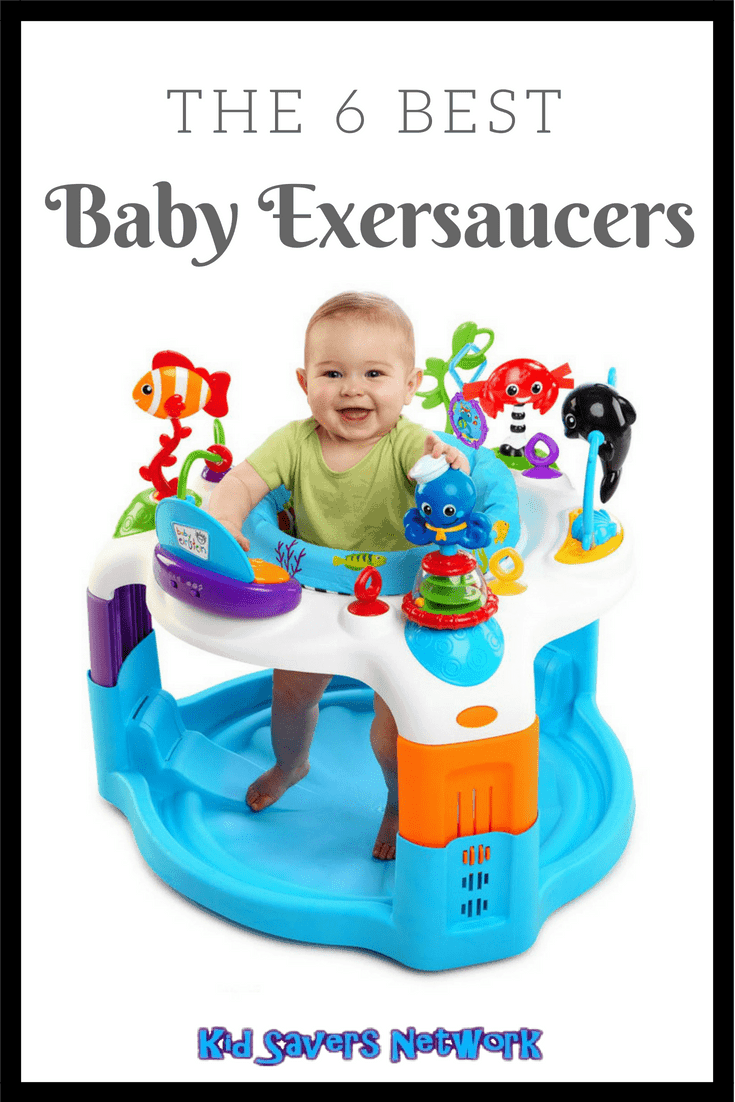 3b7a4adac The 6 Best Baby Exersaucers for 2018