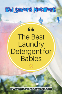 What Is The Best Laundry Detergent For Babies In 2019