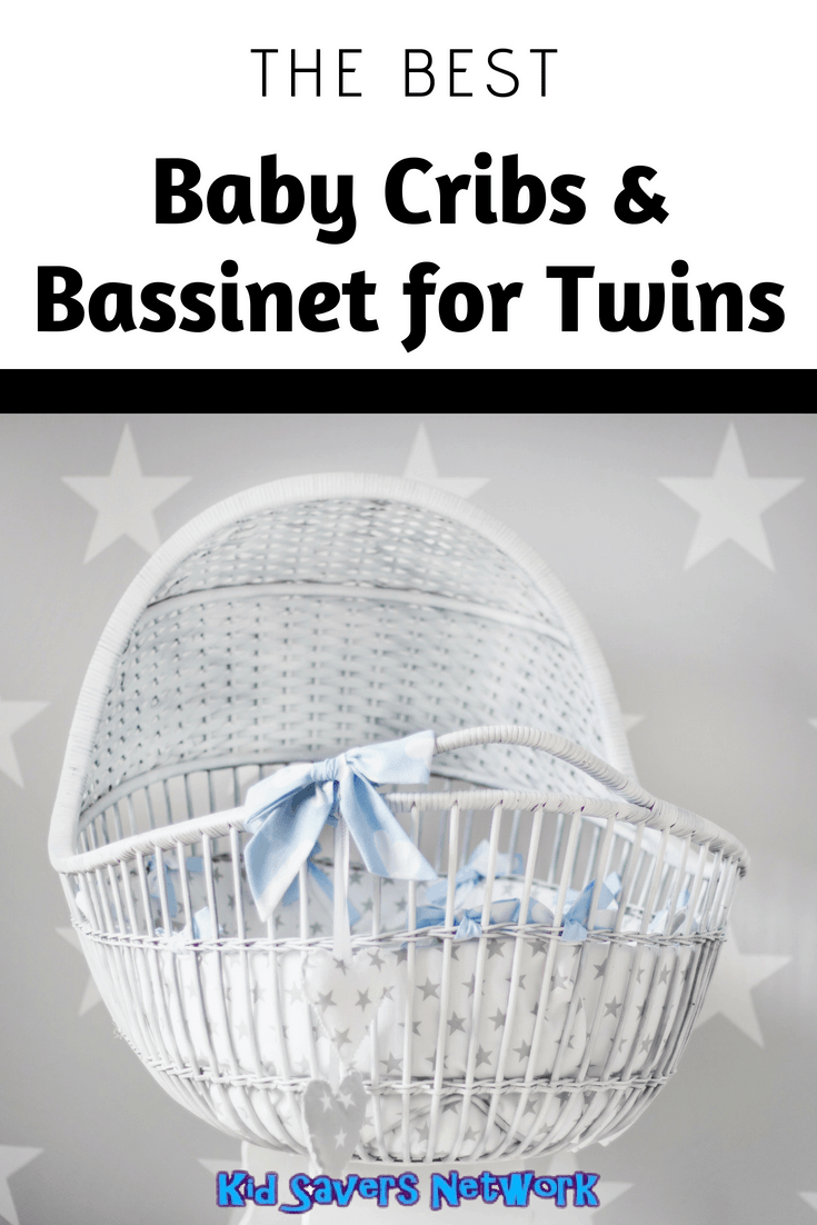 The best cribs bassinets for twins in 2019