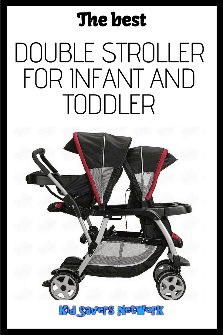 The Best Double Stroller For An Infant And Toddler In 2019