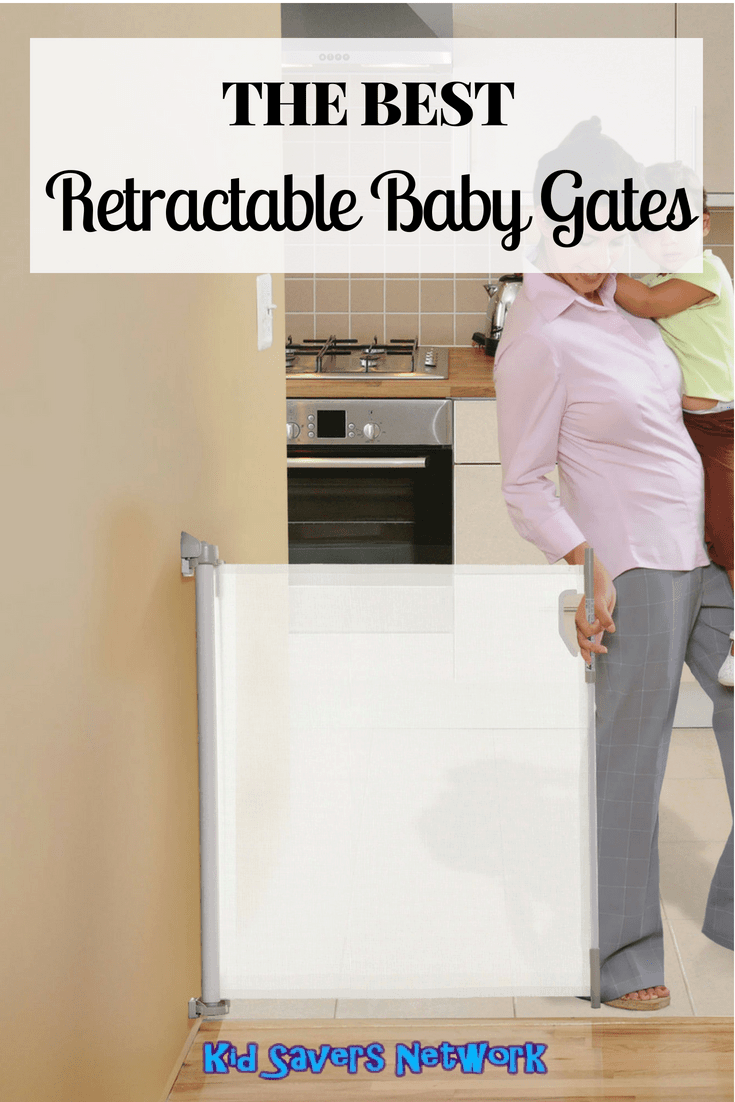 The Best Retractable Baby Gates In 2018