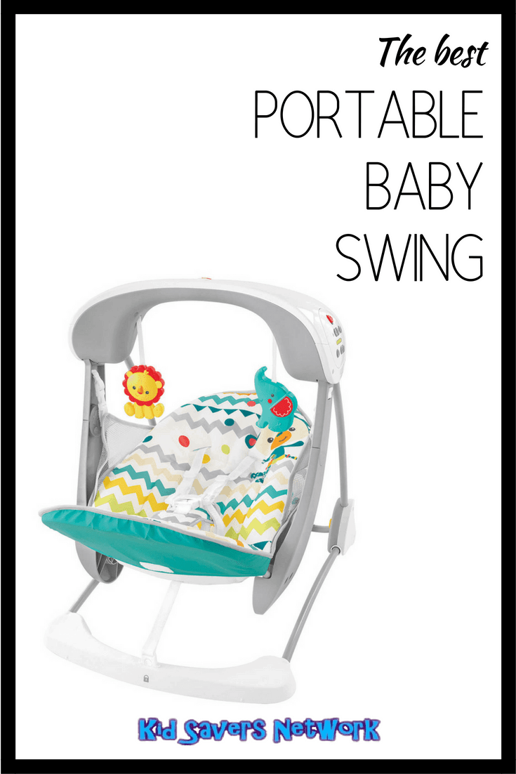 13ce2600f The Best Portable Baby Swing of 2019