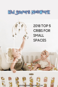 The Best 5 Cribs for Small Spaces in 2020