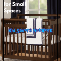 The Best 5 Cribs For Small Spaces In 2019